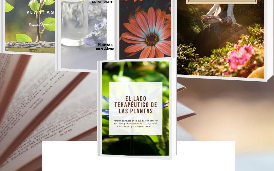"""Sorteo de nuestra guía pdf """"Plantas en el Ayurveda"""""""