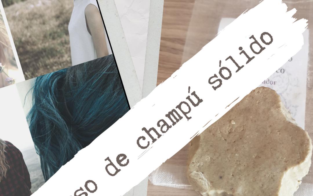 Curso online de Elaboración de Champú Sólido